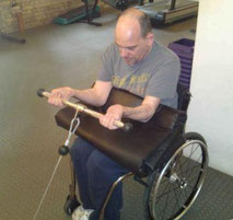 Fitness for adults with disabilities