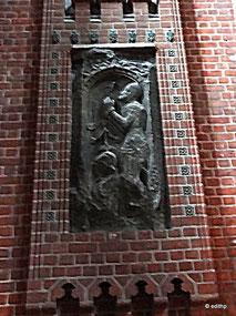 Gedenken an Hinrik Viscule in der St. Micolaikirche