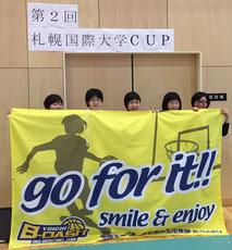 Good smileですね!