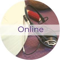 Katrin Pfeffer, Onlinekurse, Energie in Bewegung