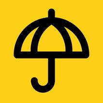 雨傘運動の共通シンボル