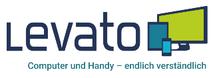 Logo von Levato: Computer und Handy - endlich verständlich