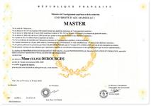 Diplôme Master 2 de Coaching