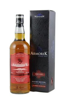 Armorik Single Malt French Whisky Sherry Finish Wins Chairman's Trophy at Ultimate Spirits Challenge 2015