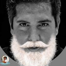 Wie alt ist die Seele?, Seelenalter, Jesus Lopez mit Bart, Alter, Reife, Leben