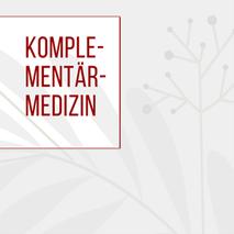 Komplementärmedizin in Berlin