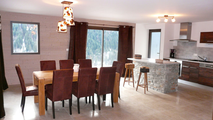 location chatel appartement