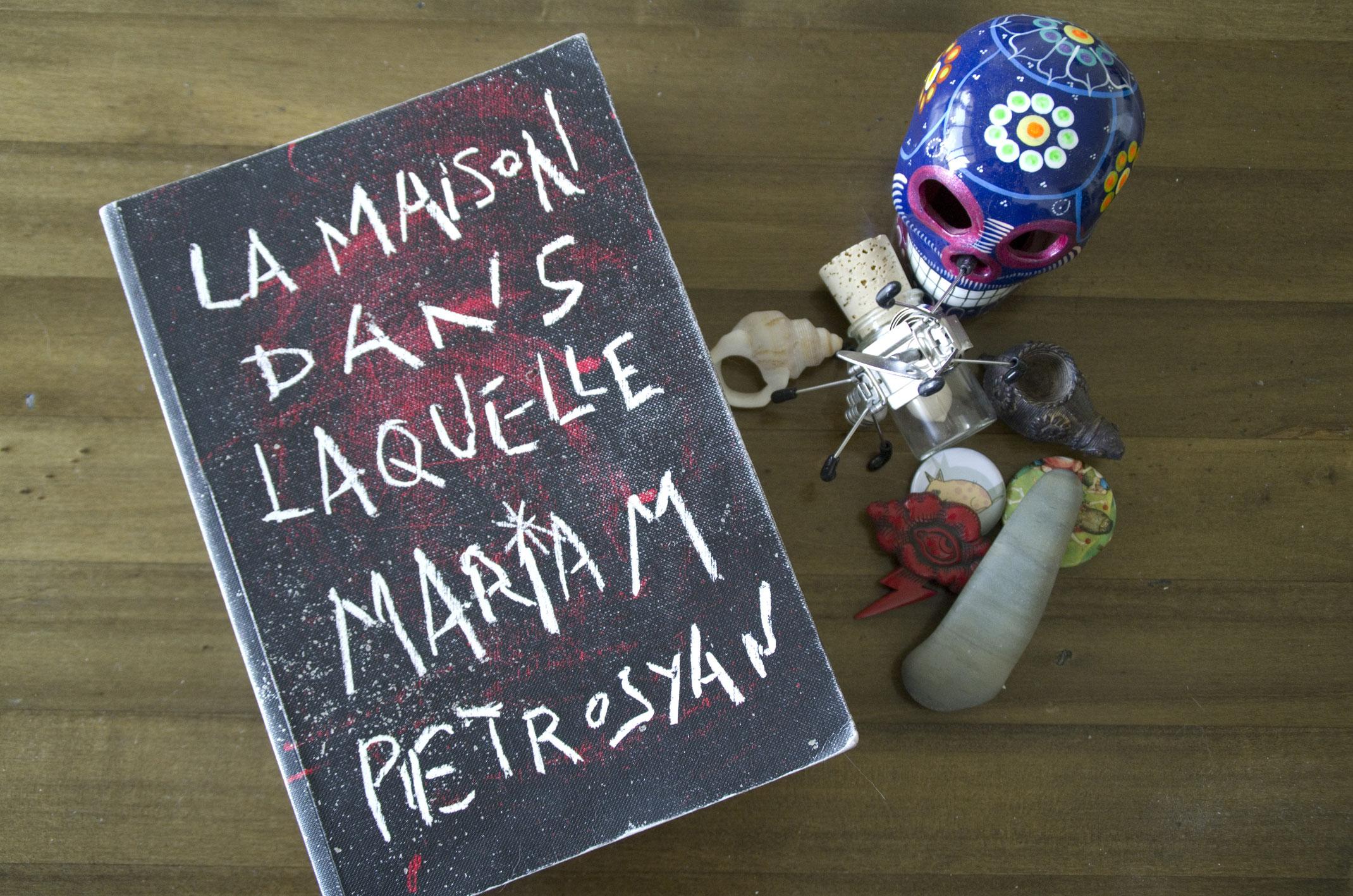 Quot La Maison Dans Laquelle Quot Mariam Petrosyan Librairie