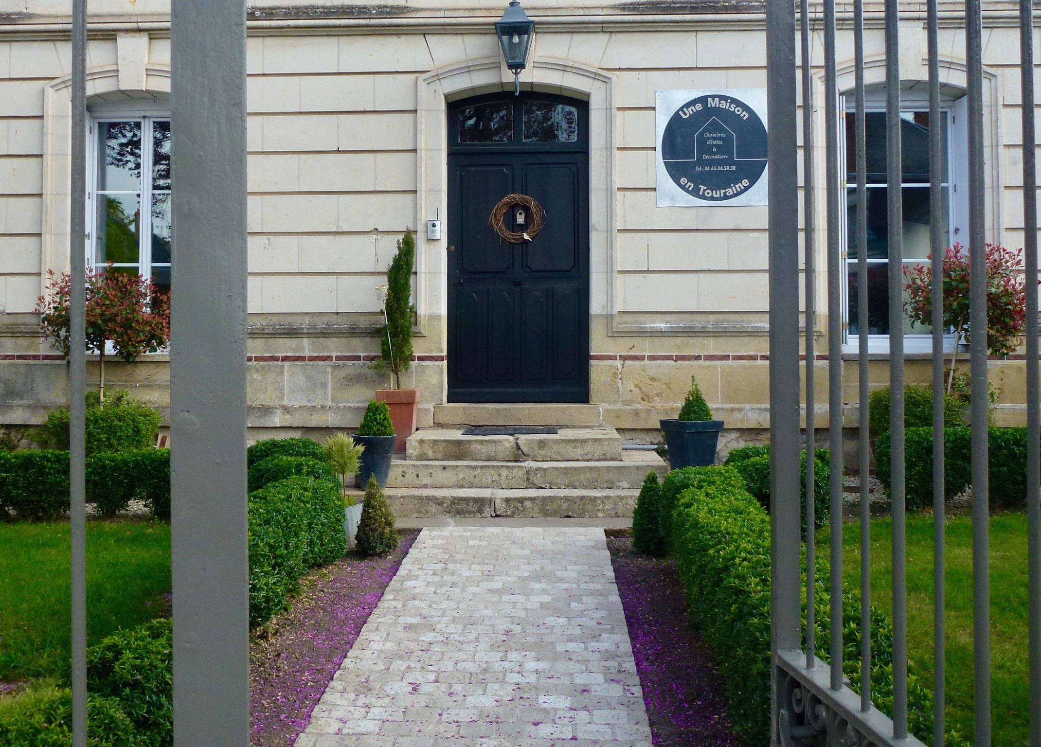 Soyez les bienvenus - Une Maison en Touraine - Chambres d\'hôtes ...