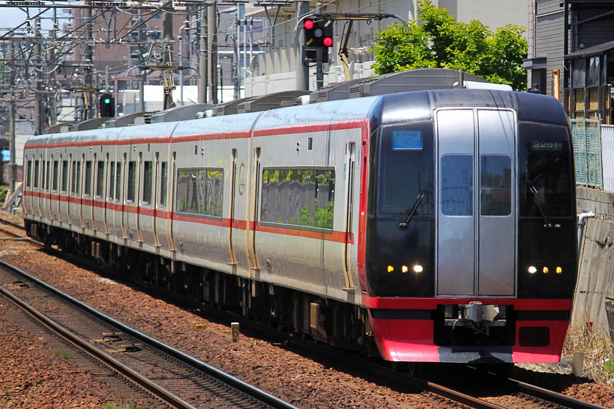名鉄2200系 - さなえファインテ...