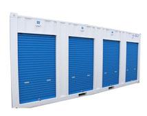 4シャッター トランクボックス 格安 倉庫 物置 レンタル ドア トランクルーム