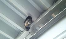 セキュリティ万全大垣久瀬川町貸コンテナレンタル収納スペース貸倉庫トランクルーム