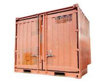 中古 中古コンテナ 海上コンテナ 10ft 価格 倉庫 ガレージ 価格 送料 物置 レンタル 改造 費用 設置 格安 収納 値段 販売