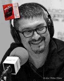 """Miguel Ángel Serrano / Directeur du programme de radio """"El Rincón del Arte Flamenco"""""""