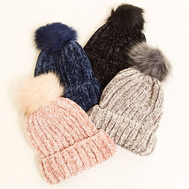 冬物服飾雑貨 ニット帽 手袋