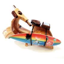 ベスパ ハワイアンサーフボード