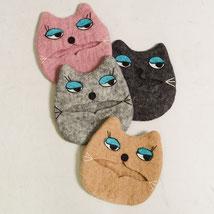 ネコのポケット ティッシュケース