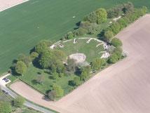 Ruine Gallo-Romaine de Champlieu.