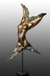 Elise Coenen bronze torsos