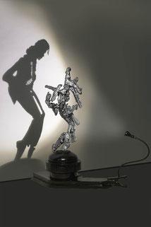 Diet Wiegman schadow sculptures