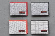 Portafoglio tessuto vela Velman sail wallet