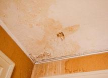 infiltrazioni di acqua, Diritto d'autore 123RF Archivio Fotografico, termografia gas traccianti localizzazione infiltrazioni tetti piani guaine catramate