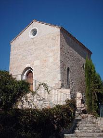 La Chapelle Saint-Sauveur à Draguignan