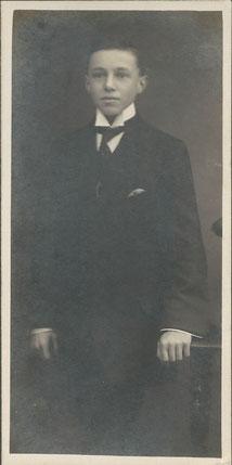 Wer ist das auf dem alten Foto?