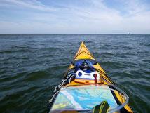 Navigation auf offener See