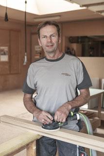 Samuel Schneeberger - Schreinerei Schmid AG Oberönz