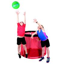 Panier et but multi-jeux pour des activités sportives enfants multiples. Achetez ce panier surdimensionné pour des jeux de lancers au meilleur prix.