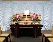 松戸市 市民葬儀制度 祭壇C 41,040円(税込)
