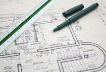 Gebäudeaufmaß, Bestandszeichnungen, Altbau aufmessen, Erstellung von Bauzeichnungen