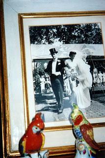Mariage de Babe CUSHING et Stanley MORTIMER. Divorce:1946