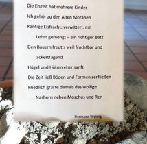Hermann Weinig, Erdbeschreibungen