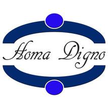 Logotipo Asociación Homa Digno
