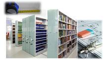 Ausmess Service für Betriebe Archiv Büro Lager