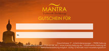 Mantra Thai Massage Gutschein