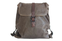 Margelisch ecoleather backpack grey