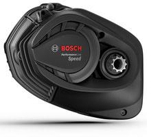 Bosch Performance Line Speed GEN4 für S-Pedelecs
