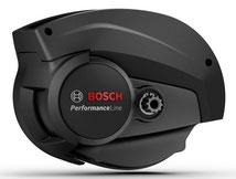 Bosch Performance Line GEN3 für Trekking e-Bikes