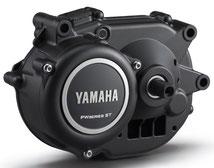Yamaha PW-ST für Trekking e-Bikes