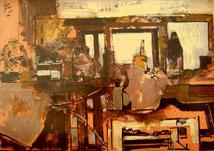 Alain Mongrenier peintre