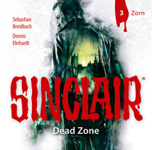 CD Cover SINCLAIR DEAD Zone 3