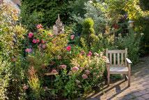 Garten unseres Mitglieds Thomas Vollmert