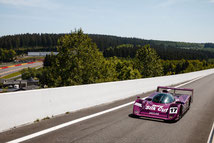 Spa-Classic Peter Auto Jaguar XJR14 Group C Spa-Francorchamps