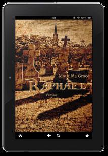 """Cover zu """"Raphael"""""""