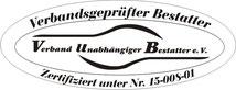 Zertifiziertes Unternehmen Bestatter Eberswalde