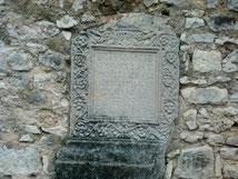 Incription romaine