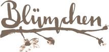 Logo Blümchen Blumenfachgeschäft